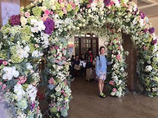 mẫu cổng hoa cưới đẹp nhất 2