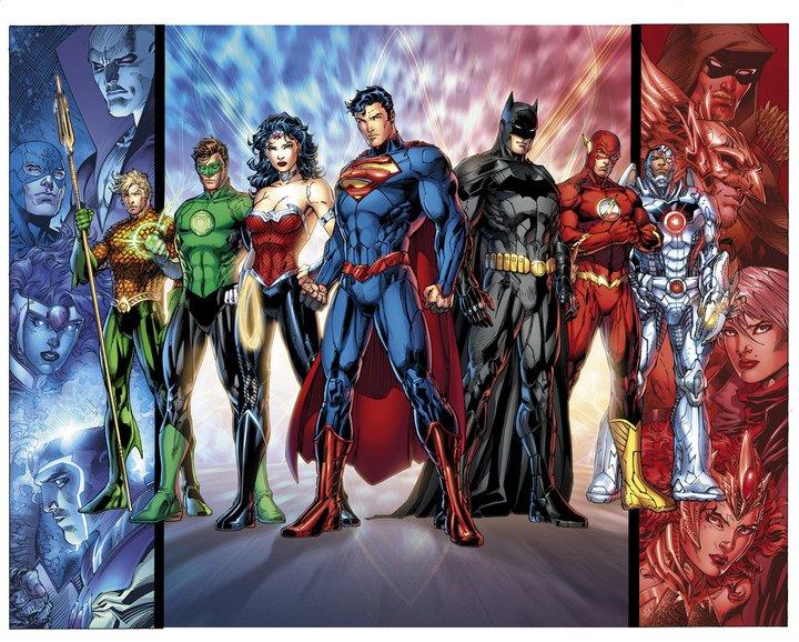 Superhero Babylon