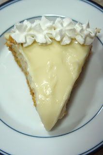 White Chocolate Mascarpone Key Lime Pie: Savory Sweet and Satisfying