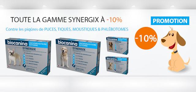 Promotion Biocanina Synergix