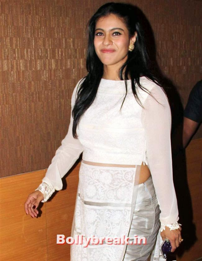 Kajol, Top Bollywood Celebs at Men For Mijwan Charity Fashion Show