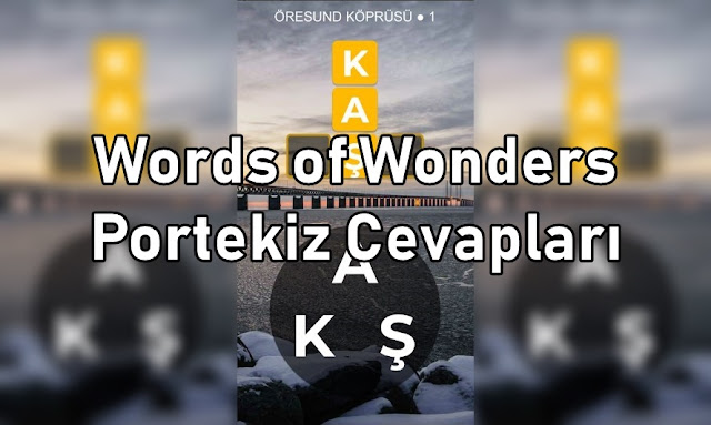 Words of Wonders Portekiz Cevaplari