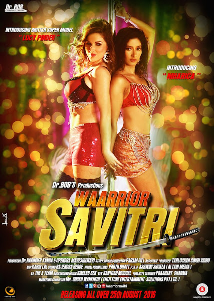 Waarrior Savitri (2016) Movie Poster