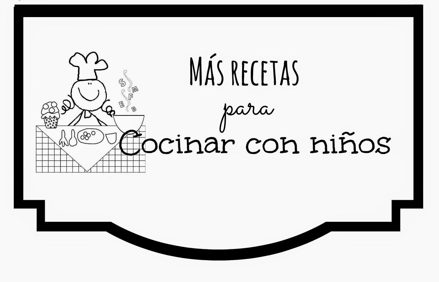 Dibujos De Recetas De Cocina Para Ninos Para Colorear: EDUCALDIA: Marzo 2014