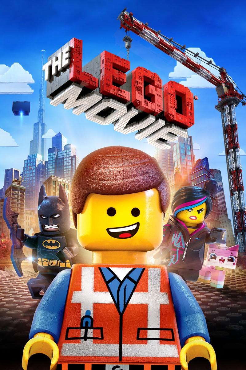 The Lego Movie (2014) 720p فلیم كارتۆنی ئهنیمهیشنی