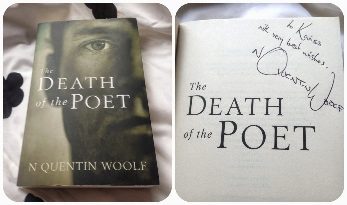 The Death of the Poet:  Review and Giveaway