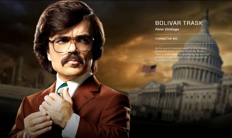 Bolivar Trask