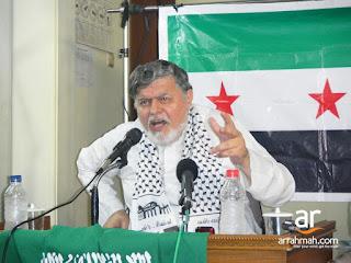 Ulama Suriah ini Bercerita tentang Kondisi Sunni di Suriah, KAMU PASTI TERKEJUT!