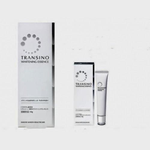 Kem trị nám Transino whitening essence 30gr