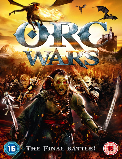 Ver Orc Wars (Dragonfyre: The Worldgate Sentinel) (2013) Online