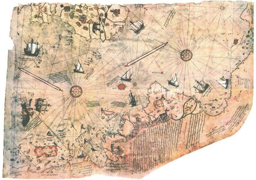 15 Before And After Photos Of US Presidents Depict How Their Job Transformed Them - The Piri Reis Map