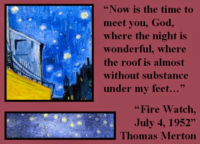 essays thomas merton and vincent van gogh under the stars thomas merton and vincent van gogh under the stars