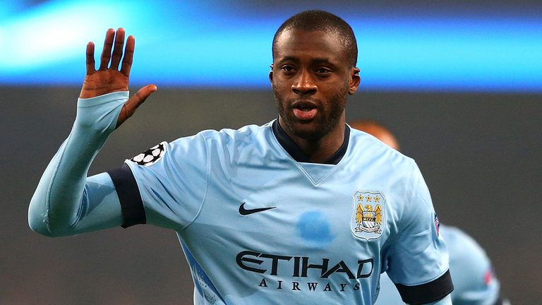 Juventus consider January bid for best player Yaya Toure