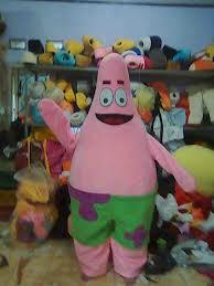 Kostum Badut Patrick Star