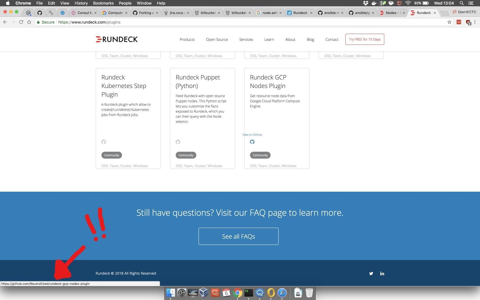 Rundeck & GCP | My SysAdmin/DevOps Journey