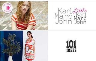 karl marc jonh y 101 idees dos marcas en oferta en junio 2017