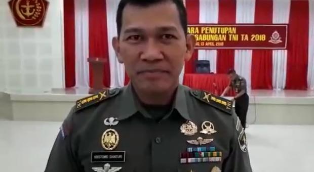Sesko TNI Gelar Kursus Operasi Gabungan TNI