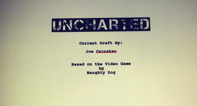La película de Uncharted ya está lista para ser rodada, guión espectacular finalizado