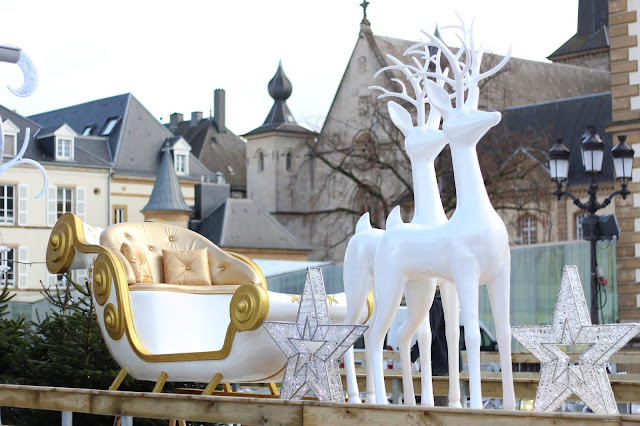 neve in lussemburgo