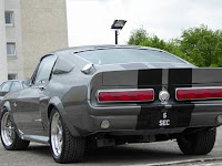 Gone in 60 Seconds Mustang Name