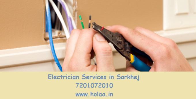 Electrician Services in Sarkhej
