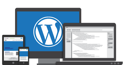 website designing using WordPress
