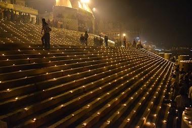 Journey to Varanasi during Dev Diwali on Kartik Purnima
