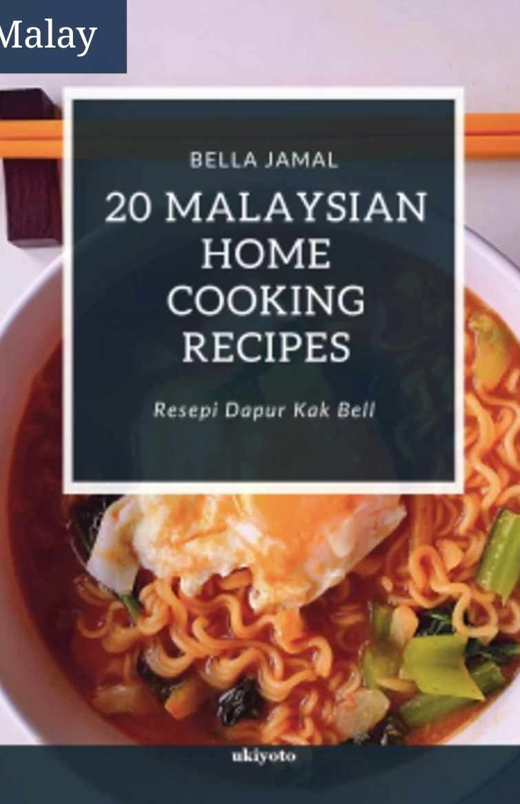 Ebook 20 Malaysian Home Cooking Recipes