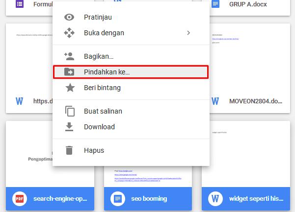 Cara Menggunakan Google Drive Lengkap