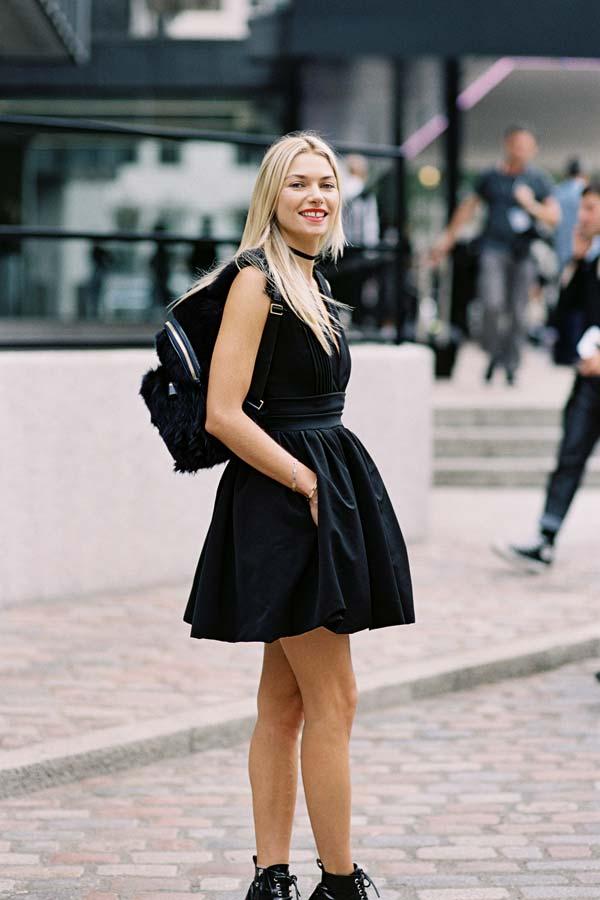 Vanessa Jackman London Fashion Week Ss 2017 Jessica