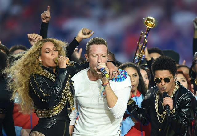A final do Super Bowl 50 foi de Beyoncé