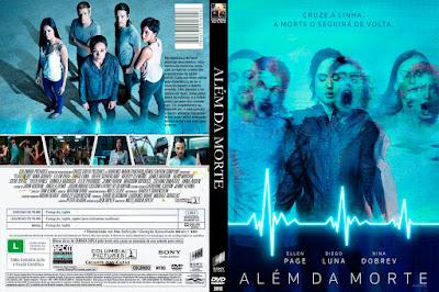 Filme Além da Morte (Flatliners) DVD Capa