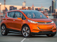 Chevy Bolt (Photo Credit: GM) Click to Enlarge.