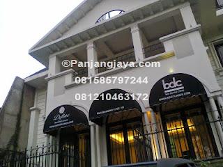 Jasa Canopy Kain di Tangerang