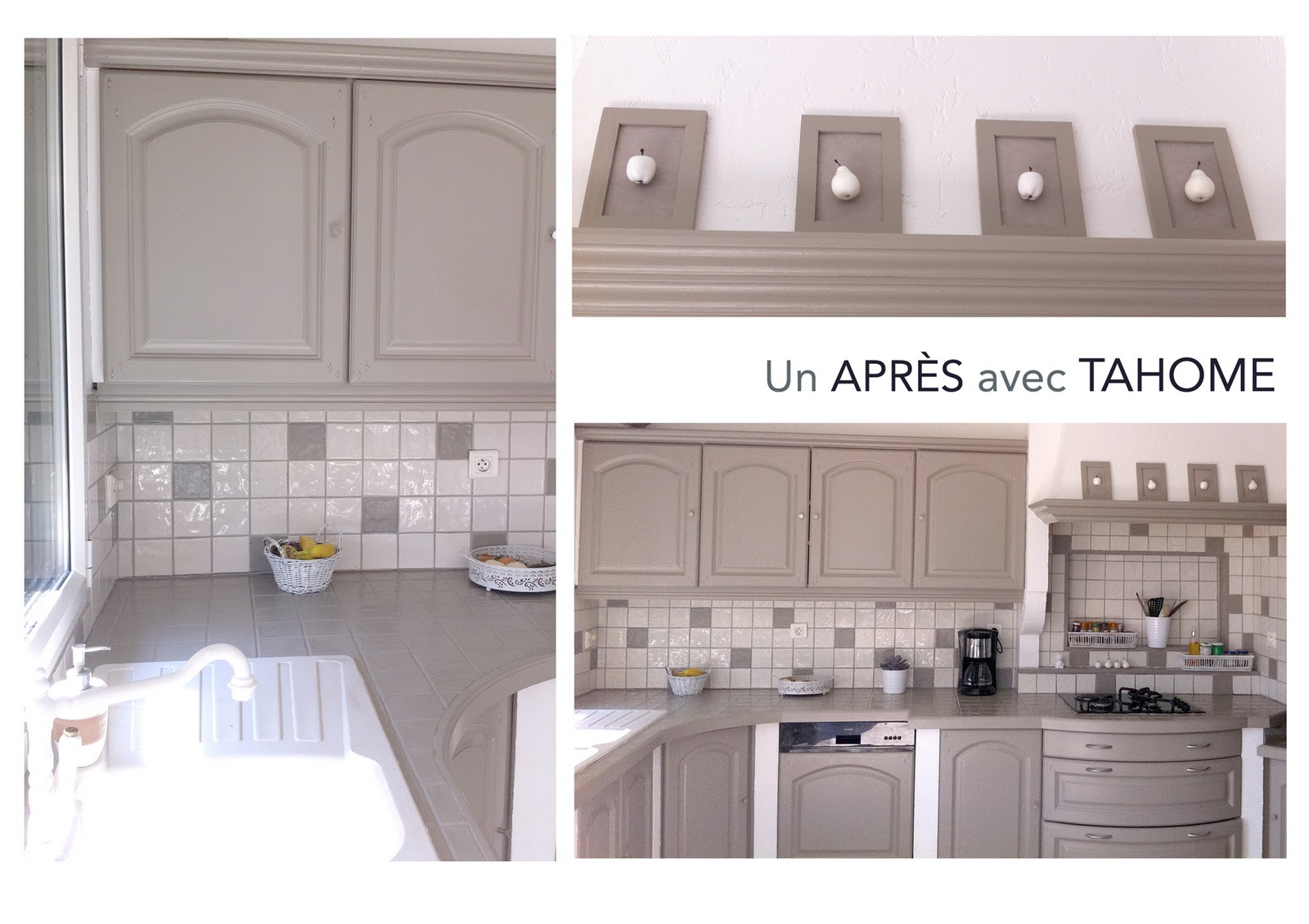 Achat Lit Complet Tahome: - Home Staging