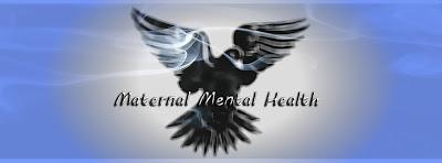 Maternal Mental Health Symbol, Postpartum Psychosis, Natachia Barlow Ramsey, Suicide, Depression, Maternal Mental Health, Psychosis