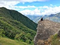 Rizza Salas x Mt Ulap Gungal Rock