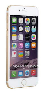Review Hp Apple iPhone 6 64 GB Gold Smartphone