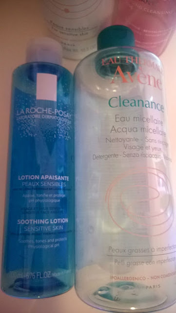 la roche posey avene face care