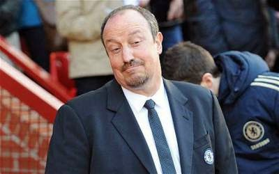 Benitez could be keen on Spurs
