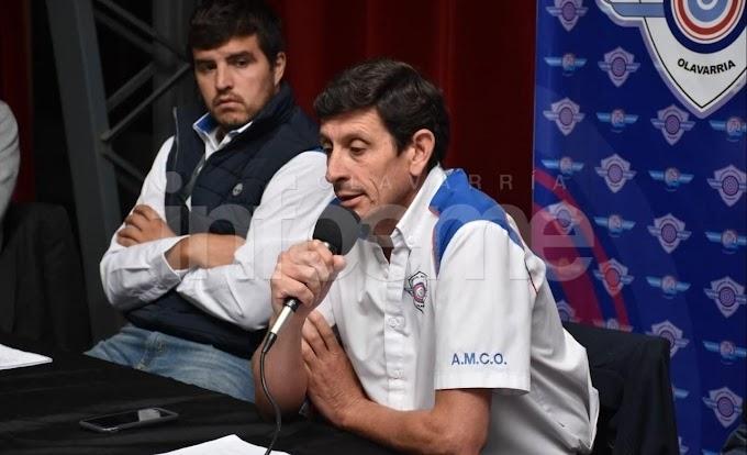 Asamblea del Amco: La comisión anunció su renuncia