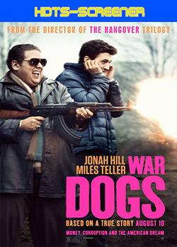 War Dogs (Amigos de armas) (2016) HDTS-Screener