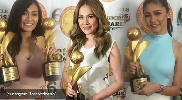 Kathryn Bernardo, Kim Chiu, Bea Alonzo, recognized at second part of 6th EdukCircle Awards