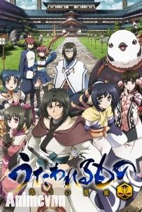 Utawarerumono: Itsuwari no Kamen - Anime Utawarerumono: Itsuwari no Kamen 2015 Poster