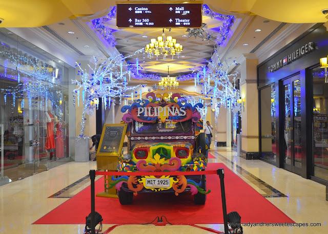 Newport Mall in Resorts World Manila