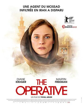 The Operative (2019) English 720p HDRip x264 950MB ESubs Movie Download