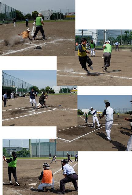 ソフトボール大会 2日目-3