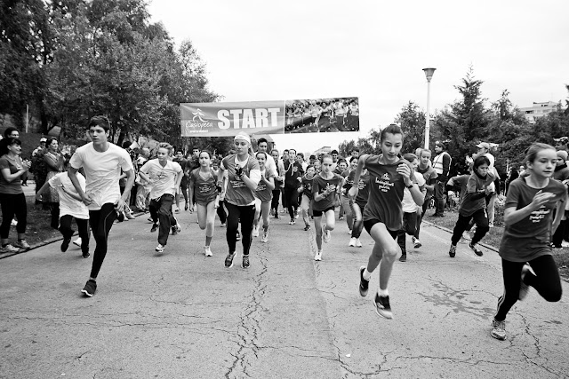 Invingatorii poarta Roz. Crosul Casiopeea, 24 septembrie 2016 - Silviu Pal Blog - Eveniment caritabil