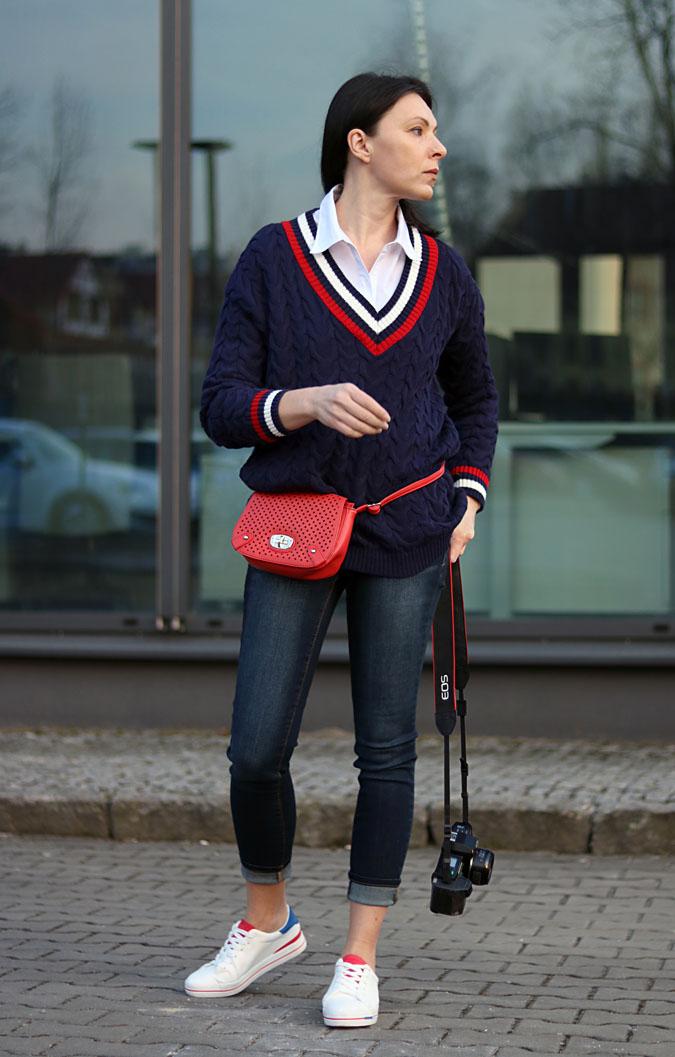 swetry damskie stylizacje 2018
