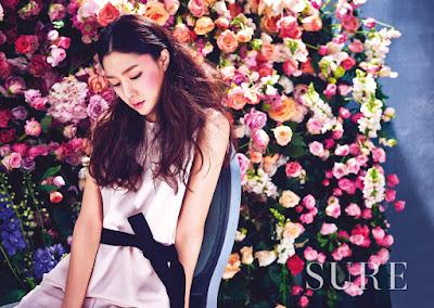 Seo Ji Hye - Sure Magazine March 2016